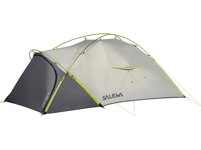 Salewa Litetrek III Tent Lightgrey/Cactus